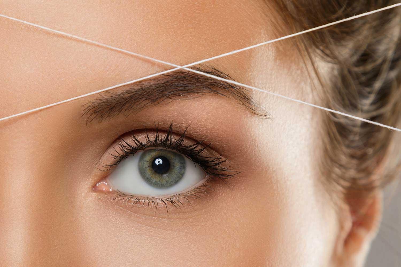 tratamientos-diseño de mirada-depilación con hilo-lovely beautee-centro estético Málaga